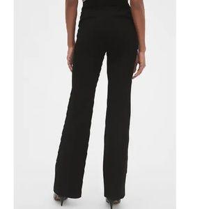 GAP Pants - NWT Gap High Rise Curvy Slim Boot Pants Blu 12 c70